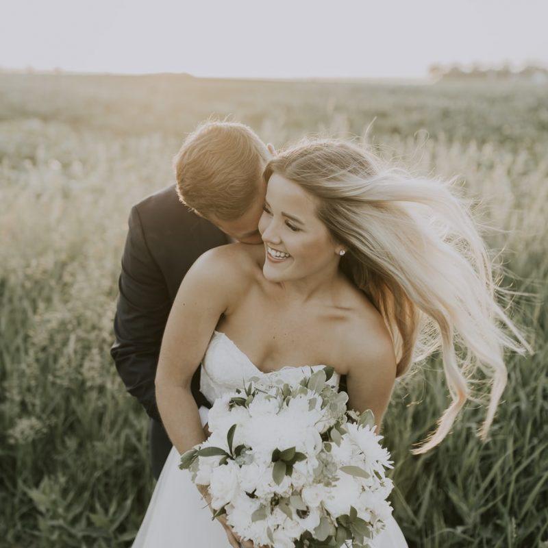 Wedding blog template image