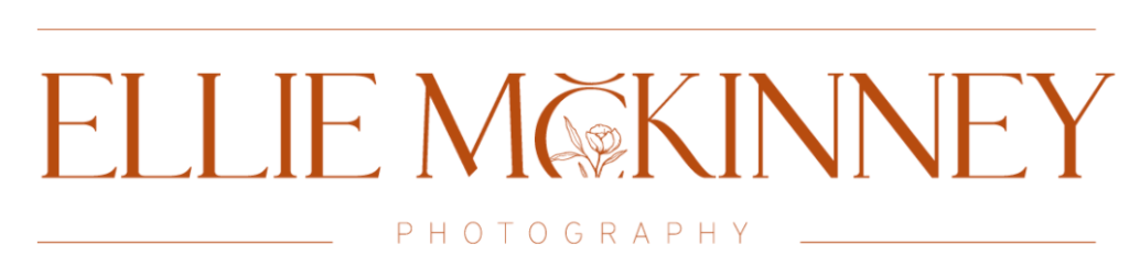 Ellie McKinney Photography Logo