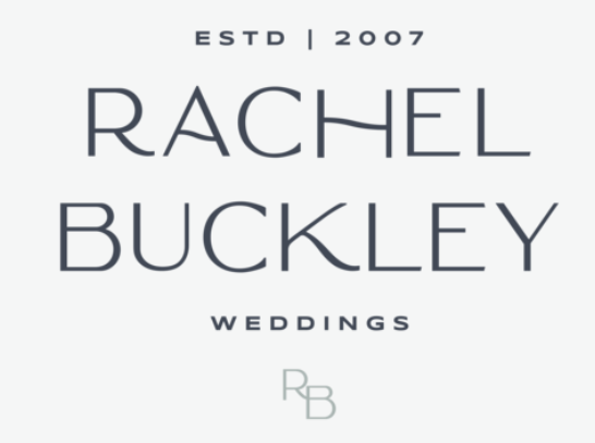 Rachel Buckley Weddings Logo