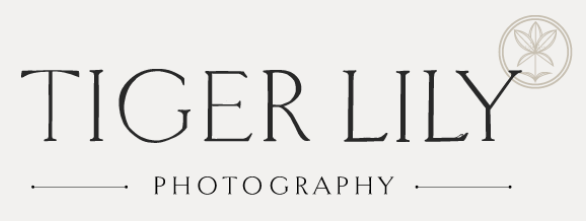 Tiger Lily Photography Logo