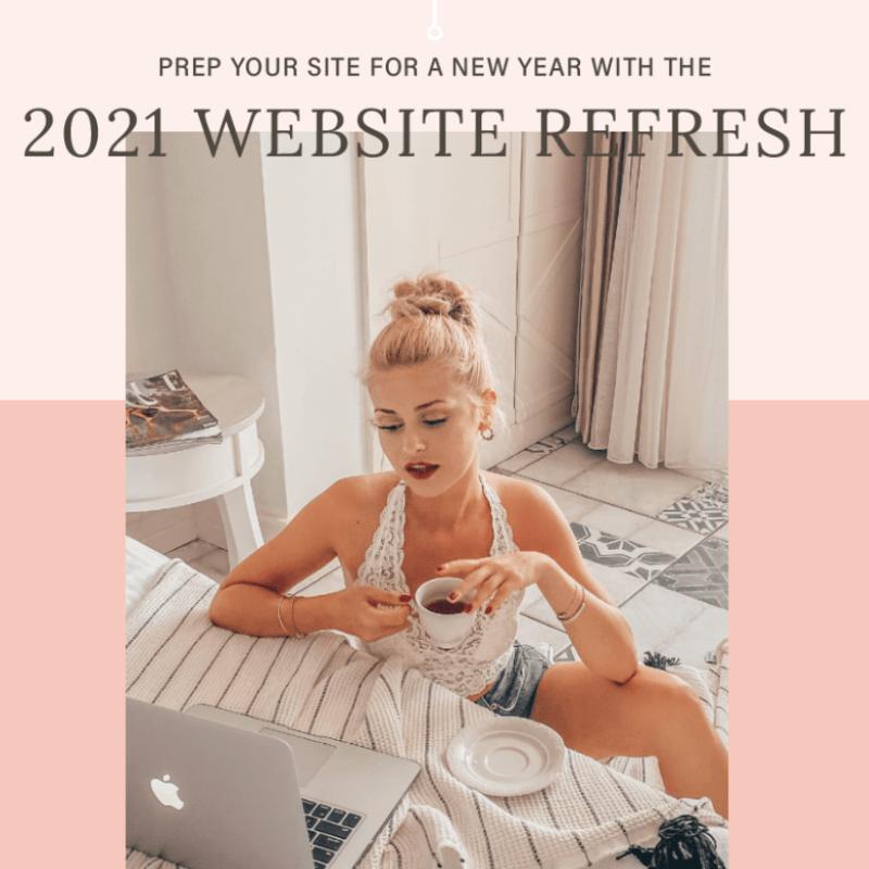 2021 Website Refresh Freebie Image
